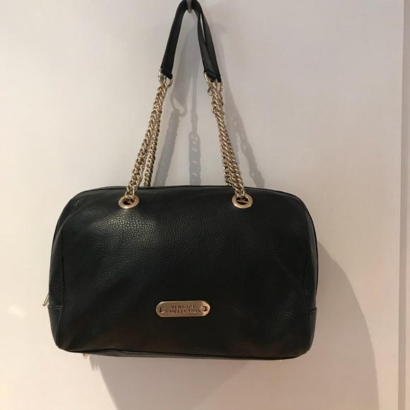 Versace Collection Boston Leather Bag bab9e86a4be31